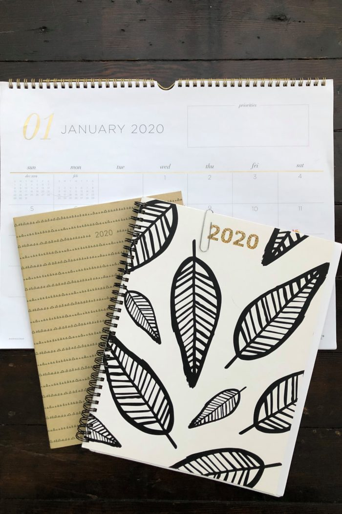 My Go-To Planners I Get Every Year